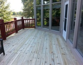 Deck Contruction